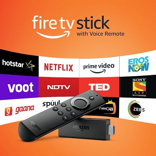 dcb74cf53301 Amazon Fire TV Stick Price: Buy Amazon Fire TV Stick with Alexa Voice  Remote & Streaming Media Player Online at Best Price in India- Amazon.in