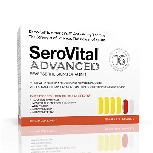 Serovital Advanced, 30-Day Supply