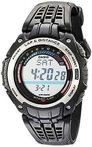 Casio Men's SGW200-1VCF Pedometer Resin Strap Watch