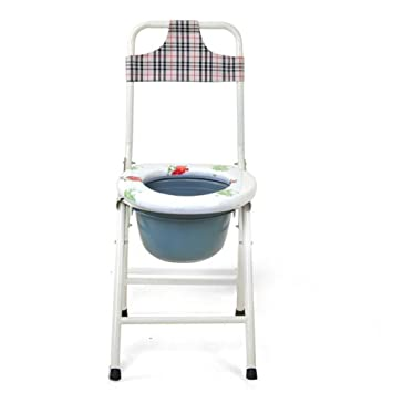NEEDED YVieille Chaise Pliante De Toilette Femme Enceinte Bain Pliable Patient