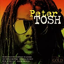 Gold Collection of Peter Tosh