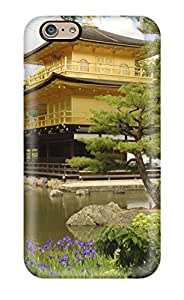 LuisReyes6568776's Shop New Style 5970638K63258843 Hard Plastic Iphone 6 Case Back Cover,hot Kinkaku Ji Temple Kyoto Japan Case At Perfect Diy