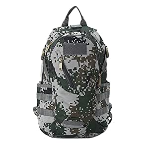 Tactical Backpack Paladineer Military Backpack Outdoor Assault Pack Rucksack 20L 07