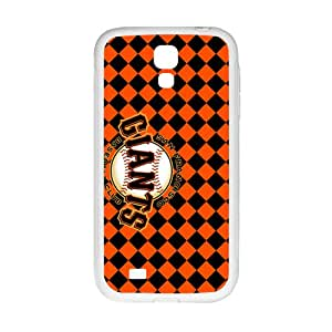 Red Black Grid Giants Bestselling Hot Seller High Quality Case Cove For Samsung Galaxy S4