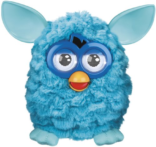 Furby Soda blue Plush Doll by Takara Tomy