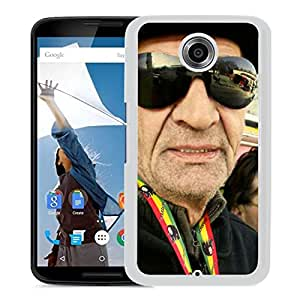 Beautiful Designed Cover Case With Raoul Petite Glasses Faces Band Girls (2) For Google Nexus 6 Phone Case
