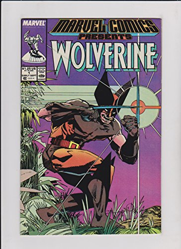 Marvel Comics Wolverine Issues - 1