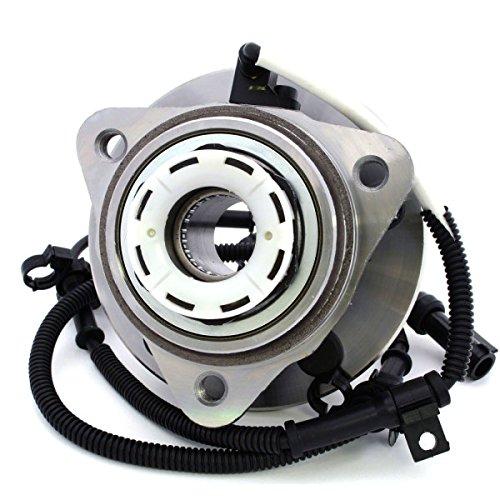 WJB WA515027 - Front Wheel Hub Bearing Assembly - Cross Reference: Timken 515027 / Moog 515027 / SKF BR930342