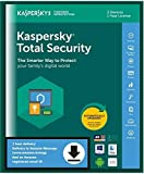 Kaspersky Total Security 3 Devices, 1 Year (Email Delivery in 2 Hours - No CD)
