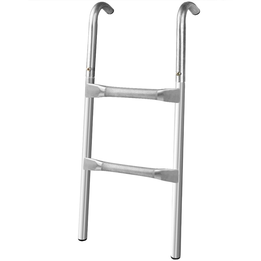 Trampoline Ladders - 110 cm / 2 steps - 90 cm / 2 steps - 76 cm / 2 steps Deuba