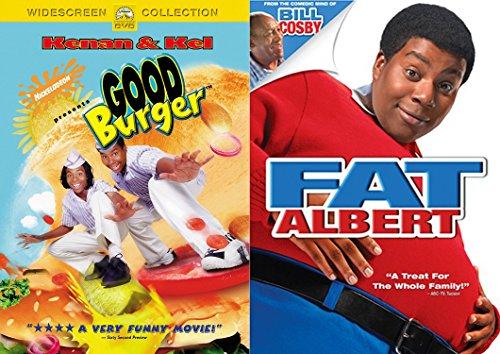 kenan-thompson-set-fat-albert-good-burger-2-dvd-set-bundle