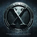 X-Men: First Class Soundtrack Edition (2011) Audio CD by Unknown (0100-01-01?