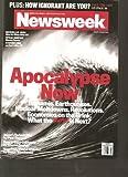 Newsweek Magazine (Apocalypse Now, March 28 April 4 2011)