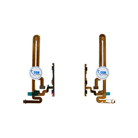 gsm-company*de Botón de Encendido Ein AUS Schalter Sabor Cable Flexible para Huawei