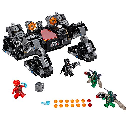 LEGO Super Heroes 76086 Knightcrawler Tunnel Attack (622 Piece) (Dc Lego League Sets Justice)