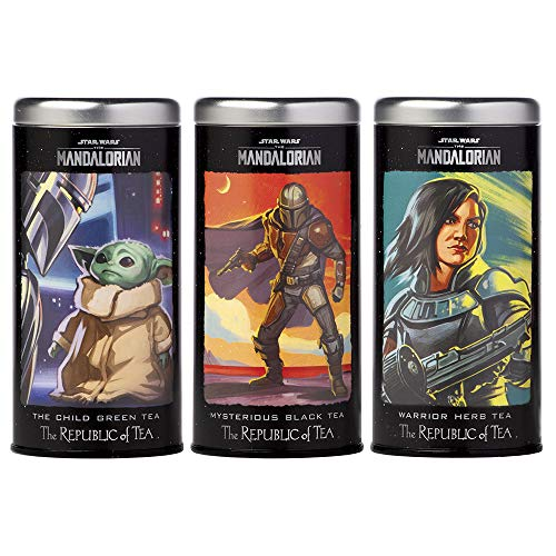 Stocking Stuffers: Star Wars Tea 3 Tin Limited Edition Pack