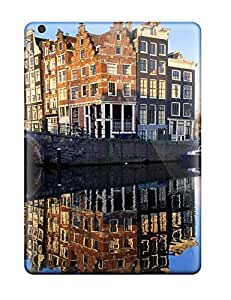 Hot Tpye Amsterdam City Case Cover For Ipad Air