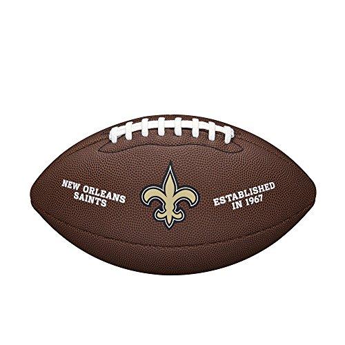 - NFL Team Logo Composite Football, Official - New Orleans Saints