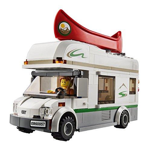 city great vehicles lego 195 pcs camper van brick box. Black Bedroom Furniture Sets. Home Design Ideas