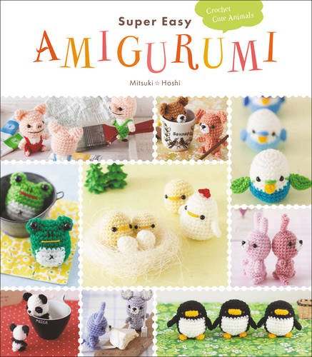 Super Cute 25 Amigurumi Animals To Make : Biography of Author Mitsuki Hoshi: Booking Appearances ...