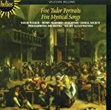 Guildford Chor. Soc. / Wetton/ POL 5 Myst.Songs/5 Tudor Portraits Other Choral Music