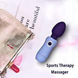 Mini Wand Massager with 10X Speeds Vibrations