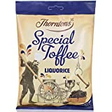 Thorntons Special Toffee (Liquorice, 300g Bag)