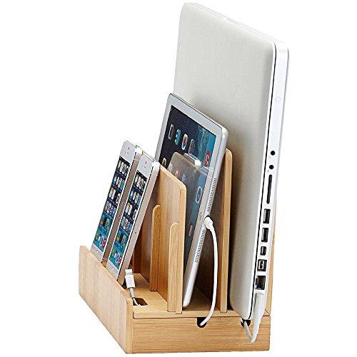 Great Useful Stuff Eco Friendly Bamboo Multi Device