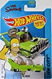 2014 Hot Wheels The Simpsons The Homer F CASE HW City Tooned #89/250