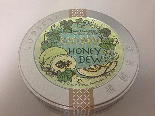 Lupicia Honeydew Melon Caffeine-free Rooibos Tea 50g Loose Leaf San Francisco Original Blends Limited Tin