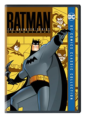 DVD : Batman: The Animated Series: The Complete Fourth Volume