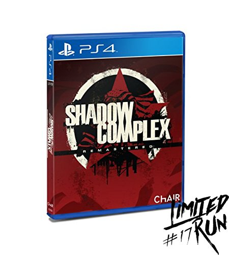 Price comparison product image Shadow Complex Remastered - PS4