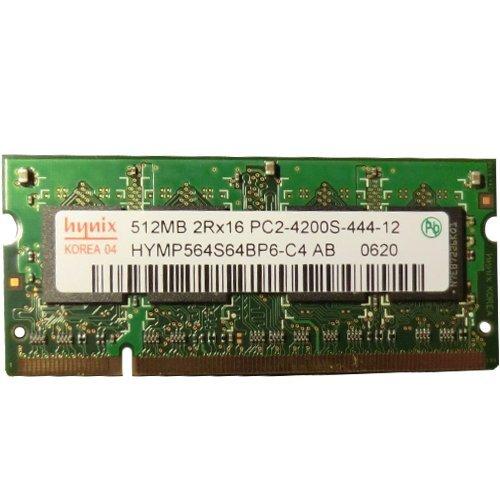 HYMP564S64BP6-C4-AB Hynix 512mb Ddr2 533mhz Pc2-4200 200-Pin Non-Pari