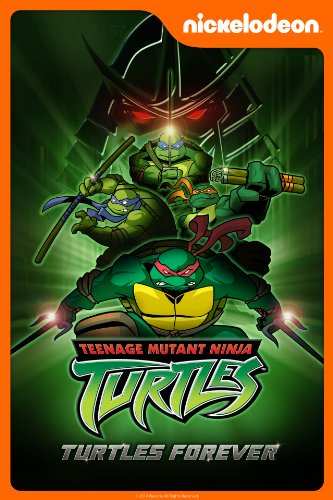 Amazon.com: Teenage Mutant Ninja Turtles: Turtles Forever