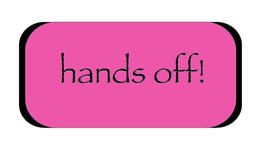hands off! Handle Wrap HR-200-FB