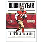 a4016ed7e Football NFL 2016 Contenders Rookie of the Year Contenders  24 DeForest  Buckner.