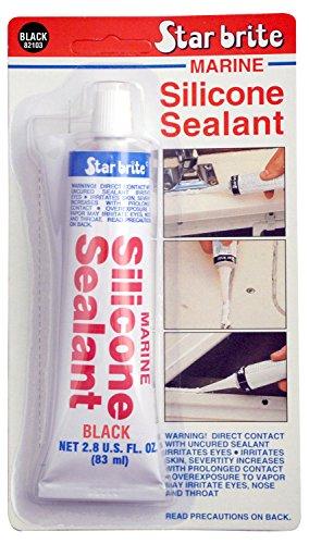 Star Brite Marine Silicone Sealant - Black ()