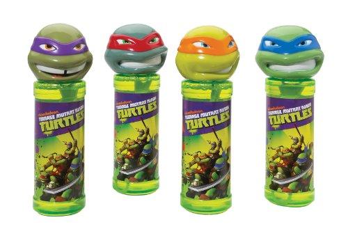 (Little Kids Teenage Mutant Ninja Turtle Bottles of Bubbles (4-Pack))