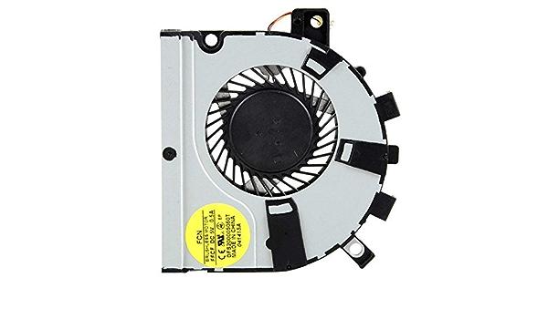 Enfriador de port/átil para Acer Aspire 5742 5253 5253G 5336 5741 5551 5733 5733Z 5736 5736G 5333 5742Z 5742ZG ATATMOUNT Ventilador de refrigeraci/ón de CPU