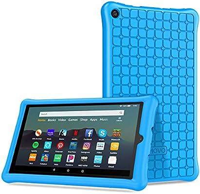 TiMOVO Funda Compatible con All-New Fire 7 Tablet (9th generación ...