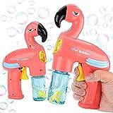 CATTA Flamingo Bubble Maker for Kids, Flamingo