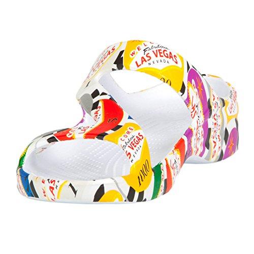 Dawgs Donna Arco Supporto Z Sandali Poker Chips