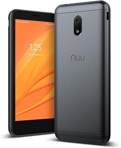 Amazon.com: Verizon - Teléfono móvil con certificado NUU A6L ...