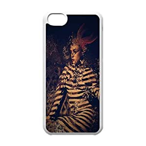 iPhone 5C Cases Men Luxury abstract victorian beetlejuice, Beetle Iphone 5c Cases For Teen Girls Cheap [White]