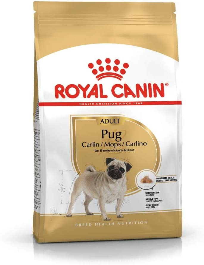 Royal Canin C-08950 S.N. Carlino Pug - 3 Kg