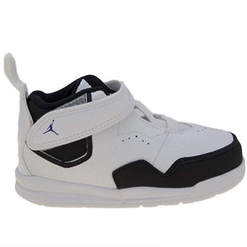 Nike Jordan Courtside 23 (TD), Zapatillas de Deporte Unisex para Niños, (White/Dark Concord/Black 104), 25 EU: Amazon.es: Zapatos y complementos