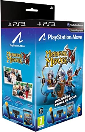 Medieval Moves + Starter Pack: Amazon.es: Videojuegos