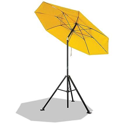 2918f8a677c8 Black Stallion UB150 FR Industrial Umbrella And Tripod Stand Combo Set