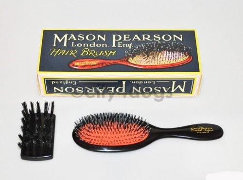 Original Mason Pearson Handy® Bürste BN3 Schwarz