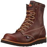 Thorogood American Heritage Plain Toe Work Boot, Black Walnut, 13 D US